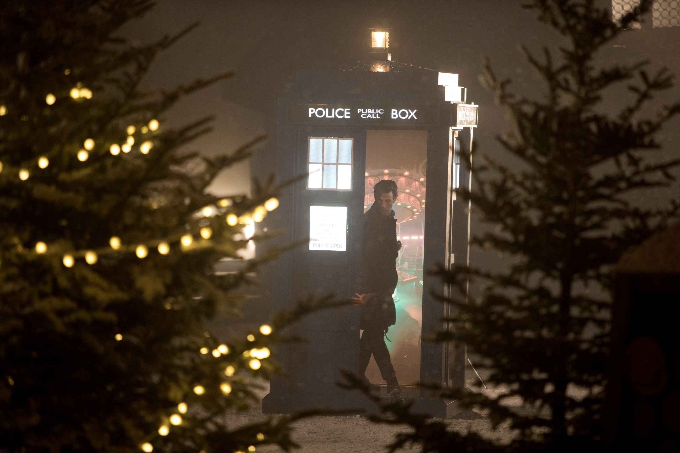 Doctor Who Christmas Special 2013.Preview Doctor Who Christmas Special The Time Of The
