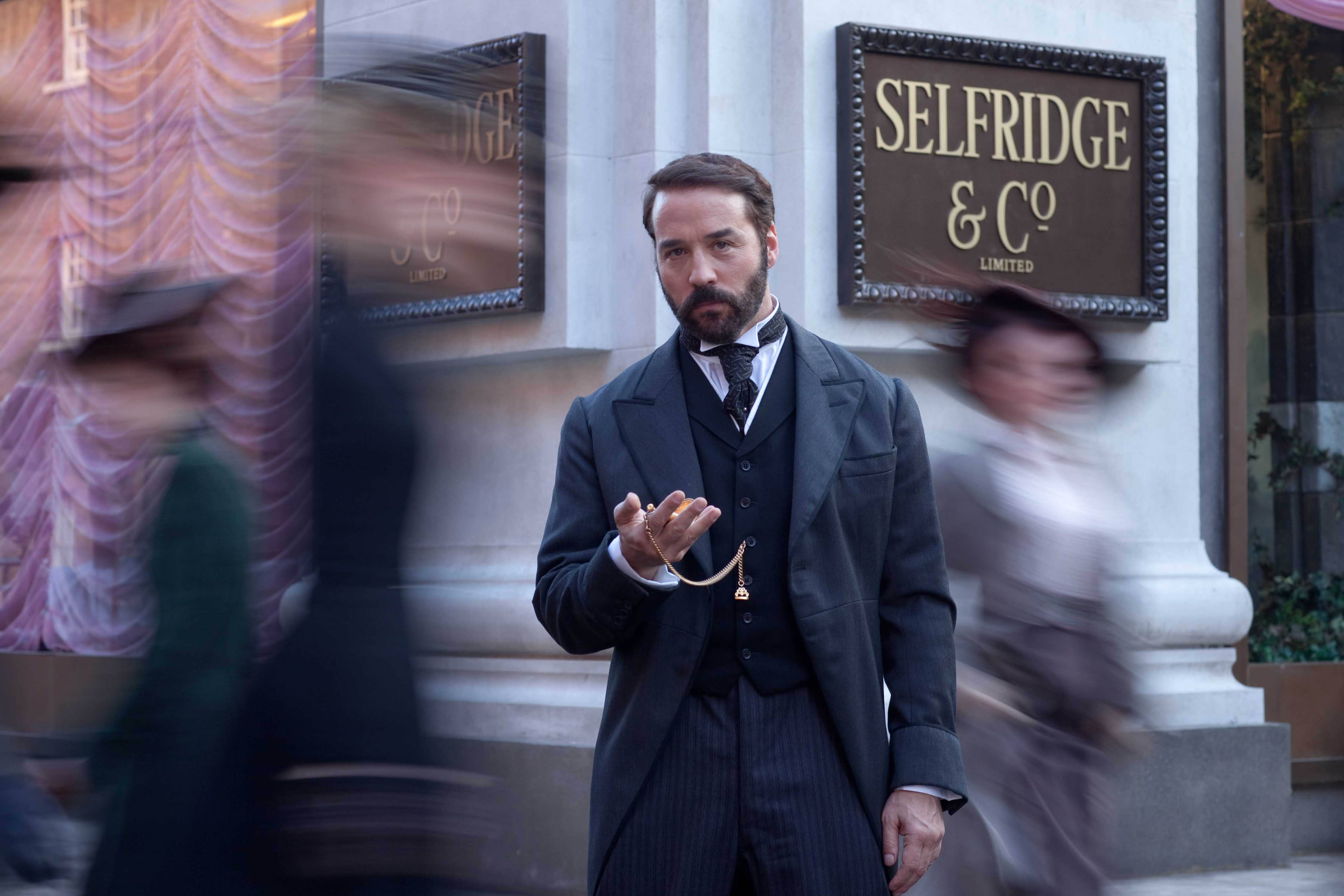 Recapping Mr Selfridge Episode 2 Telly Visions