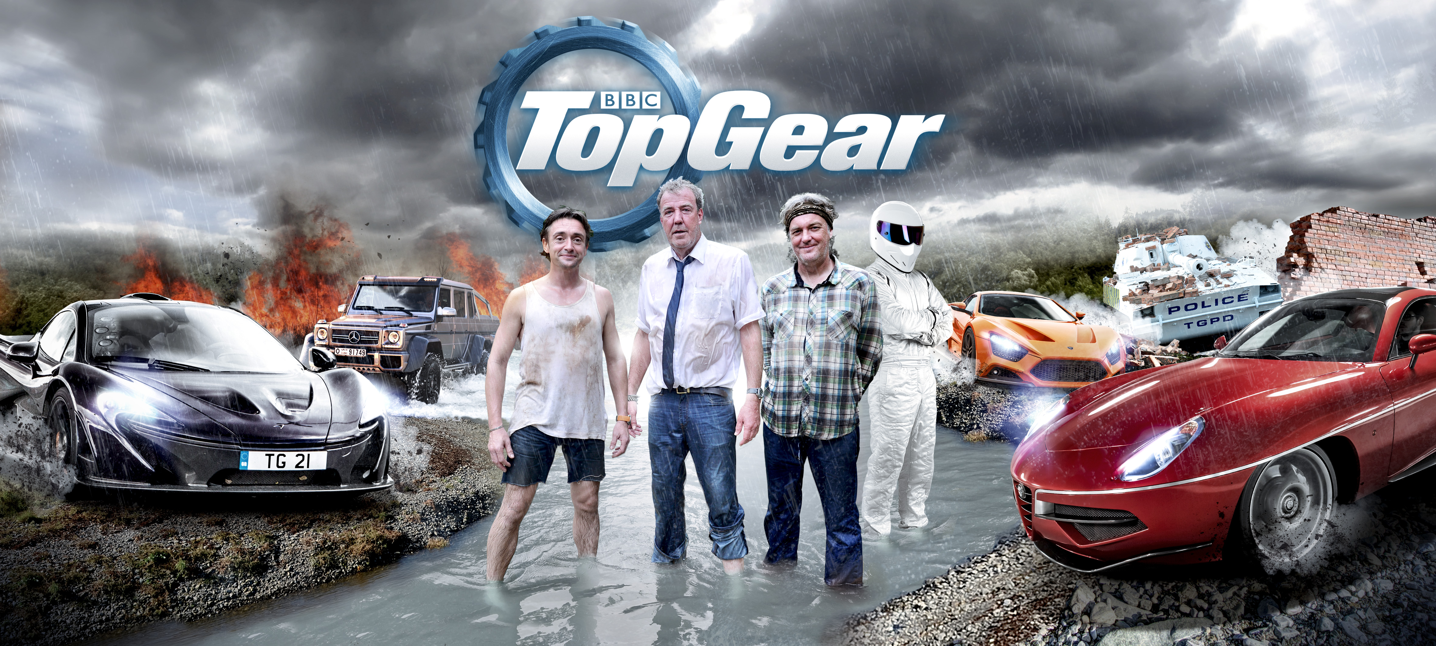 Top Gear Series 21 Set To Premiere In America On February 10