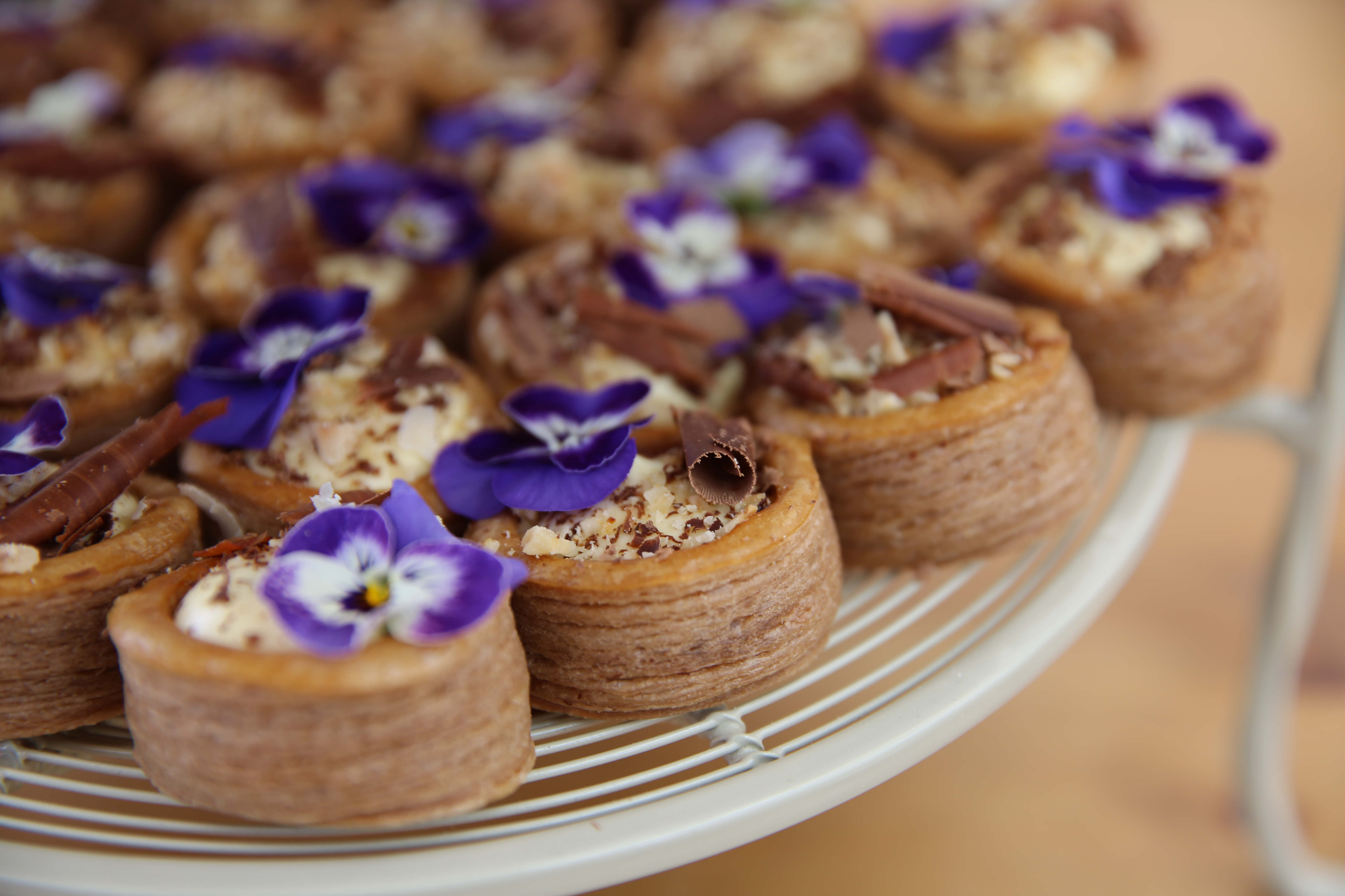 'The Great British Baking Show' Series 3 Episode 6: Pastry ...