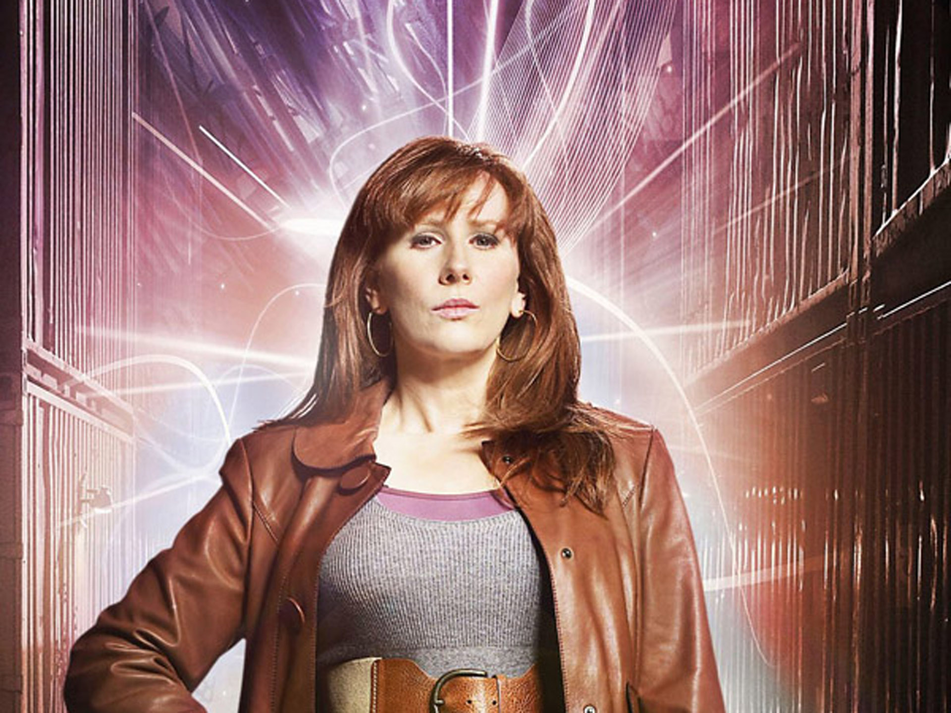 Donna Noble Catherine Tate Doctor Who Recap Series Rosa