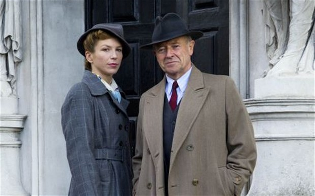 Foyles War Returns This September Have A Look At The First Pbs