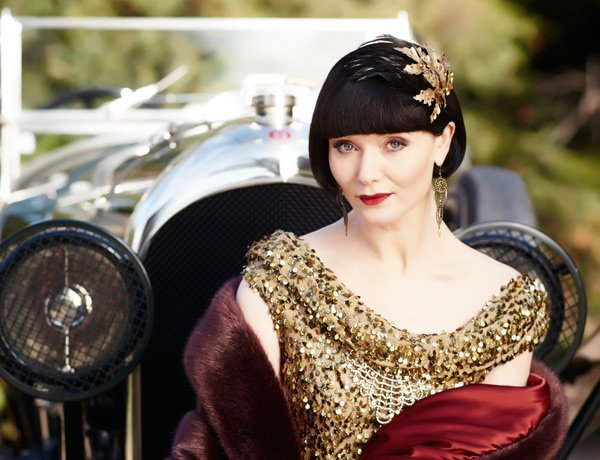 Get Your First Look At Miss Fisher S Murder Mysteries