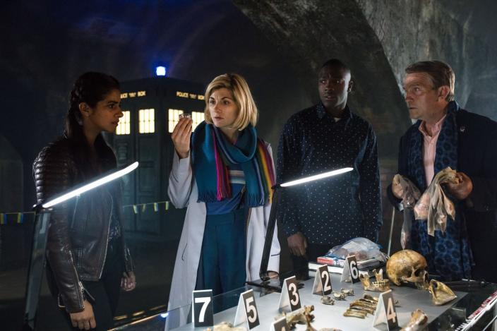 Dr Who Christmas Special 2019 Bbc America Doctor Who' May Air Episodes In 2019 After All | Telly Visions
