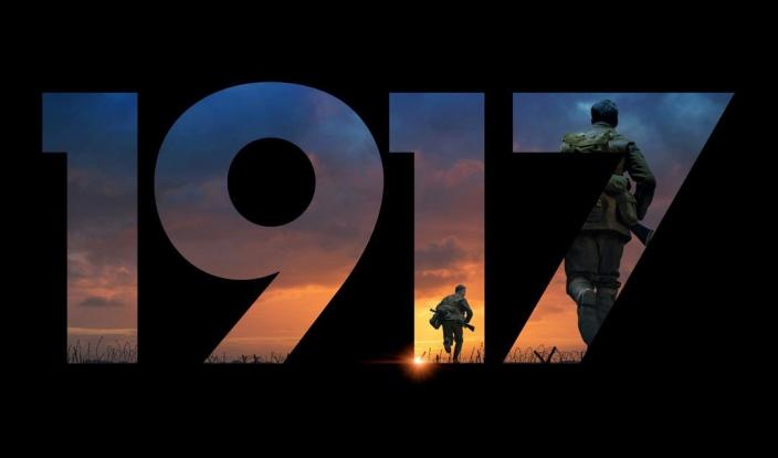 "The title card for ""1917"" (Photo: Image courtesy of Universal Pictures)"