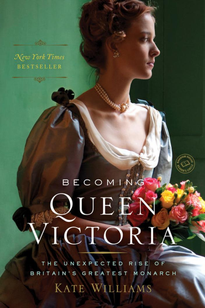 "The cover of ""Becoming Queen Victoria: The Unexpected Rise of Britain's Greatest Monarch"" (Photo:  Ballantine Books)"