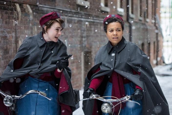 Call the Midwife' Recap: Season 7, Episode 1 | Telly Visions