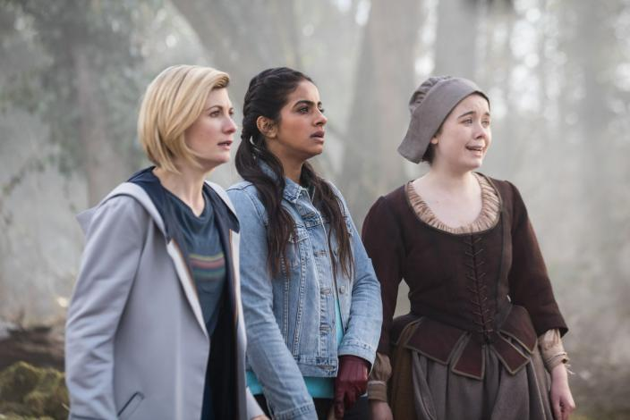 Doctor Who' Season 11, Episode 8 Recap: The Witchfinders