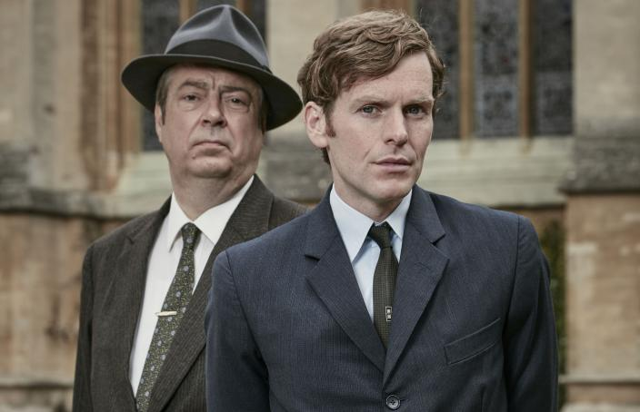 Endeavour' Season 5 to Run Six Episodes, Casts 'Poldark