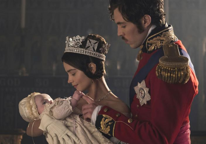 Victoria' Season 3 Will Focus On Victoria's Pregnancies