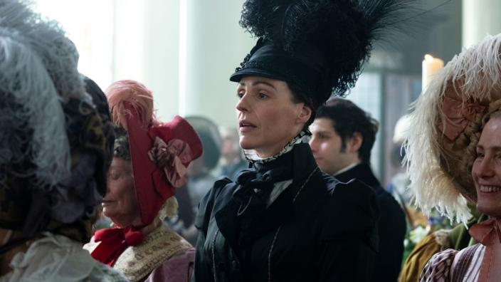 Anne Lister (Gentleman Jack). Photo: HBO