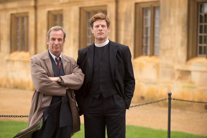 Grantchester' to Get a 2016 Christmas Special | Telly Visions