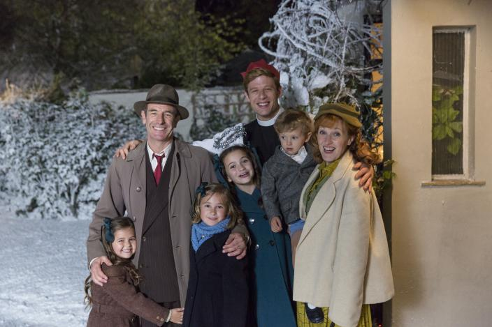 Grantchester Christmas Special 2021 Cast Grantchester Season 3 Arrives Christmas First On Masterpiece Telly Visions