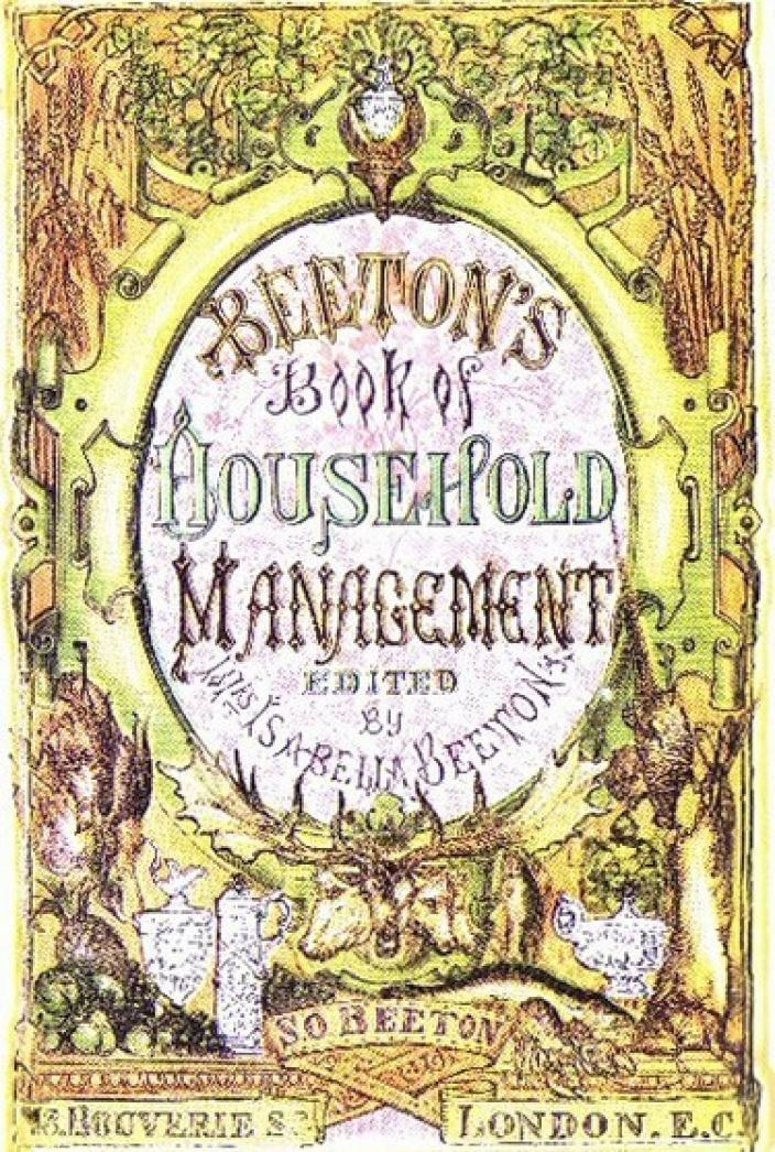 With the publication in 1861 of Isabella Beeton's book, Mrs. Beeton's Book of Household Management, housewives discovered an extensive guide to running a Victorian era household including a recipe for Victoria Sandwiches.
