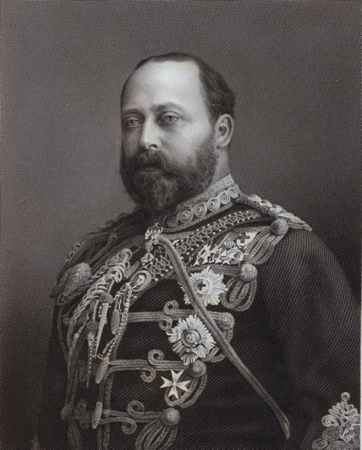 Albert, the Prince of Wales, was not held in high regard by the British people because of his playboy antics, popularized by the schoolboy joke of asking a tobacconist is they had Prince Albert in a can – followed by the request to let him out