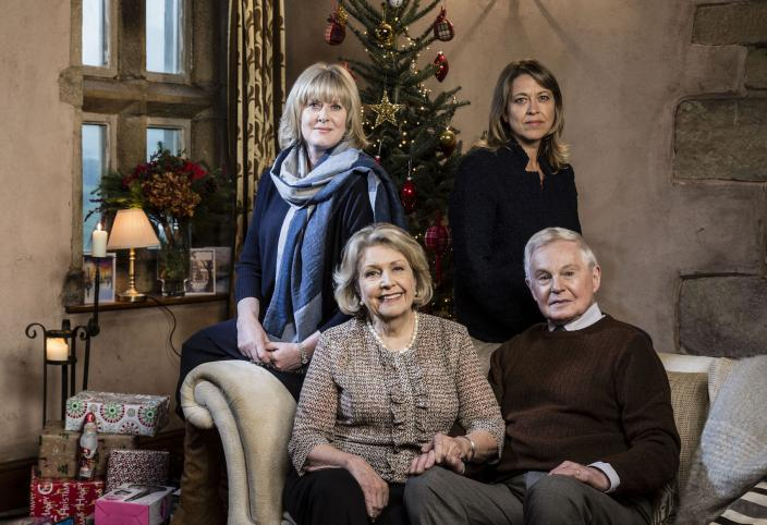Last Tango In Halifax Christmas Special 2019 Last Tango in Halifax' Christmas Special Recap: Part One | Telly