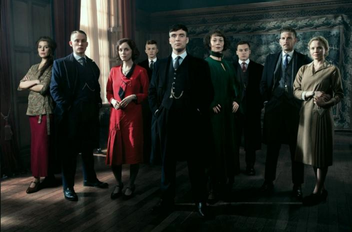 'Peaky Blinders' Season 3 to Premiere on Netflix This May   Telly Visions