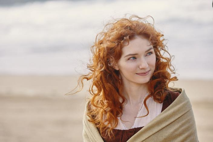 Demelza has terrible taste in servants (Photo: Courtesy of Mammoth Screen)