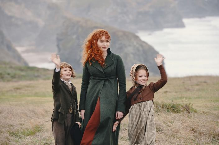 Demelza's fashion game in Season 5 is on point (Photo: Courtesy of Mammoth Screen)