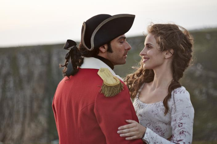 Recapping Poldark Season 1 Episode 1 Telly Visions