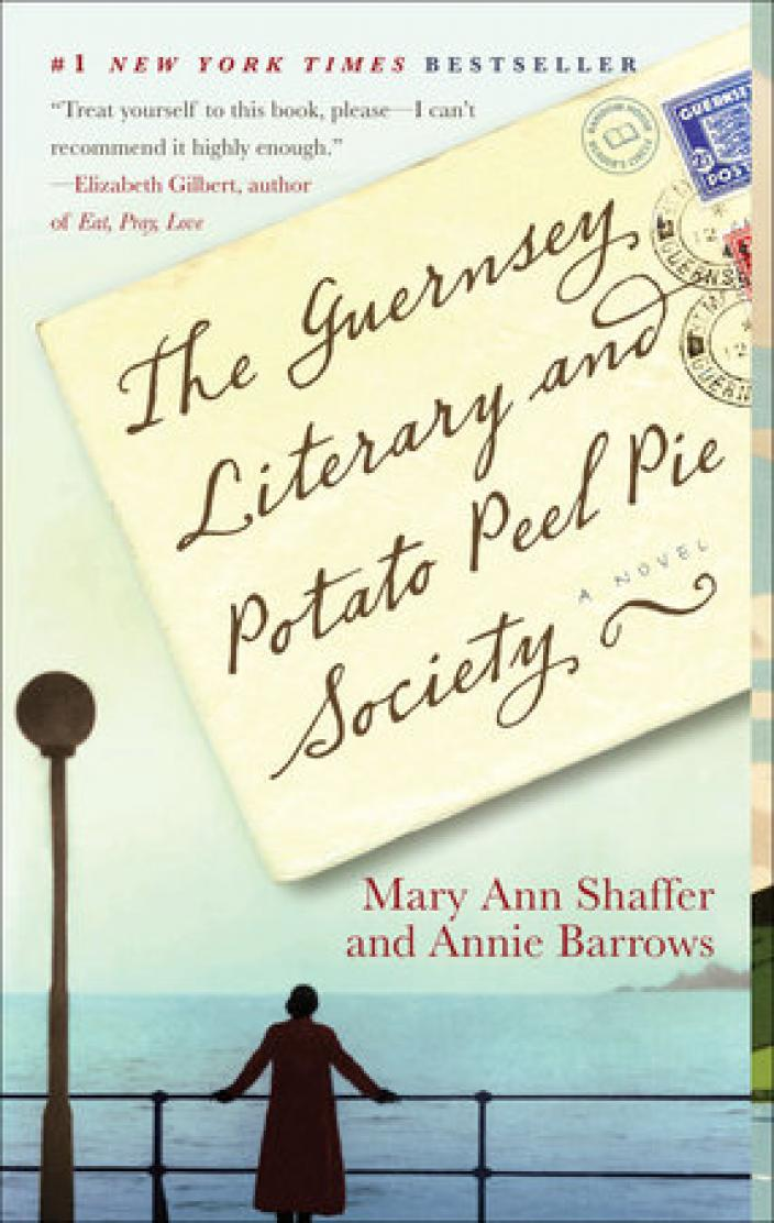 An international best-seller, 'The Guernsey Literary and Potato Pie Society' remains a favorite of readers, librarians, and book clubs almost ten years after publication. Cover image courtesy of The Dial Press ©2008.