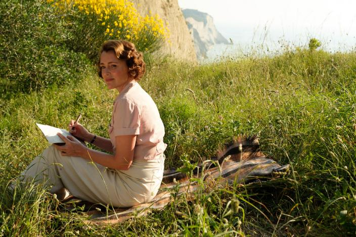 Keeley Hawes as Louisa Durrell (Photo Credit: Courtesy of Joss Barratt for Sid Gentle Films & MASTERPIECE)