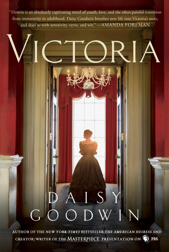 "The cover of ""Victoria: A novel of a young queen"" by Daisy Goodwin (Photo: St. Martin's Press)"