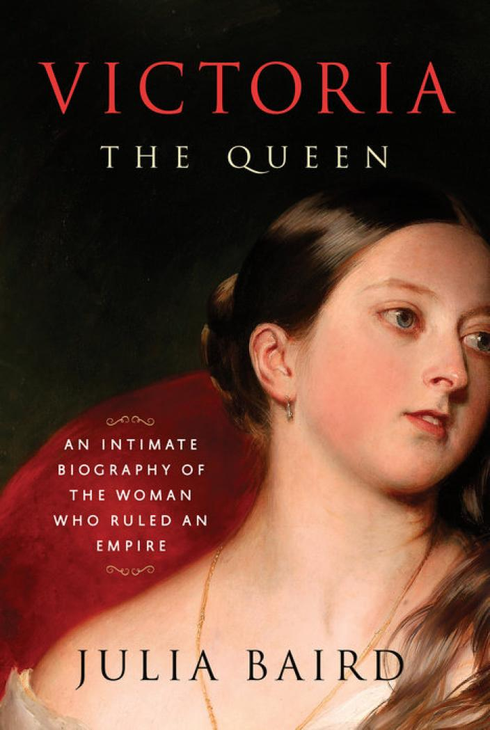 "The cover of ""Victoria, the Queen"" by Julia Baird (Photo: Random House)"