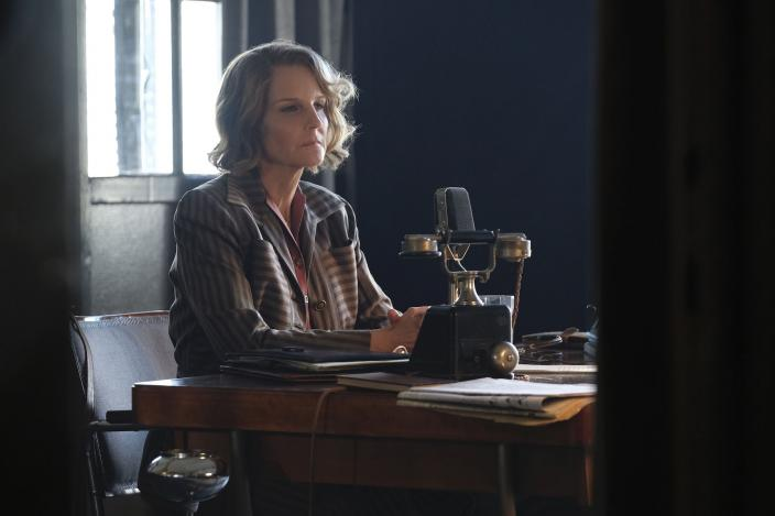 Helen Hunt as Nancy Campbell. (Photo Courtesy of Mammoth Screen)