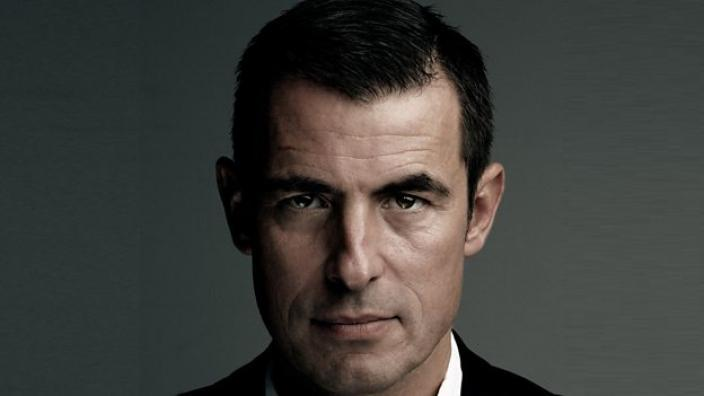 Actor Claes Bang who will star in Dracula (Photo: Hartswood Films)