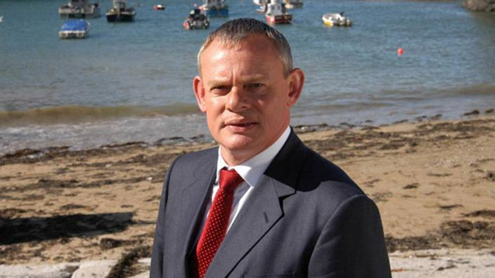 Martin Clunes as Doc Martin (Image Credit: ITV)