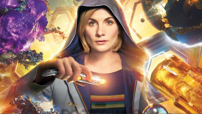 Doctor Who Season 11 key art featuring Jodie Whittaker (Photo: BBC America)