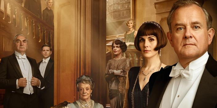 "The ""Downton Abbey"" theatrical poster (Photo: Focus Features)"