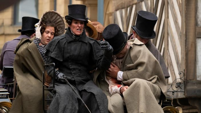 Hold on to Your Hats: HBO's 'Gentleman Jack' is a Wild Ride
