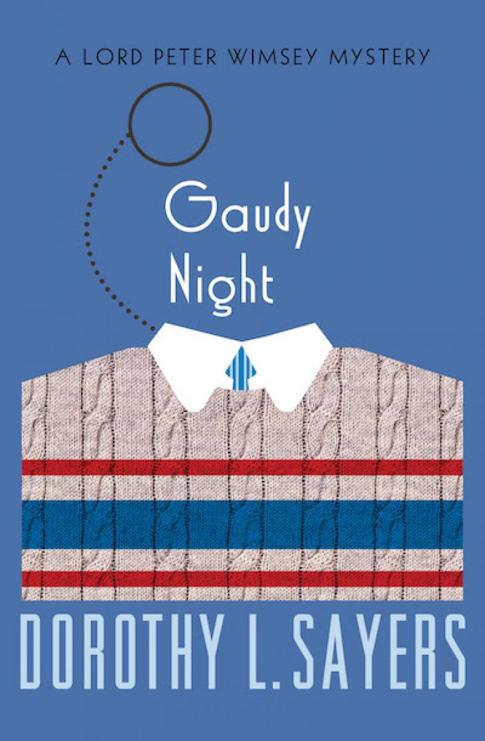Book cover of Gaudy Night, by Dorothy L. Sayers courtesy of Open Road Media ©2012.