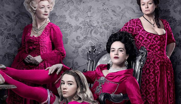 The ladies of Harlots (Photo: Hulu)