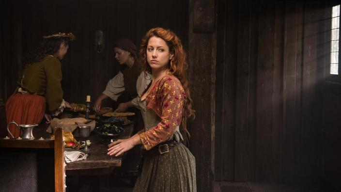 "Niamh Walsh in ""Jamestown"" (Photo: Carnival Films Ltd 2017)"