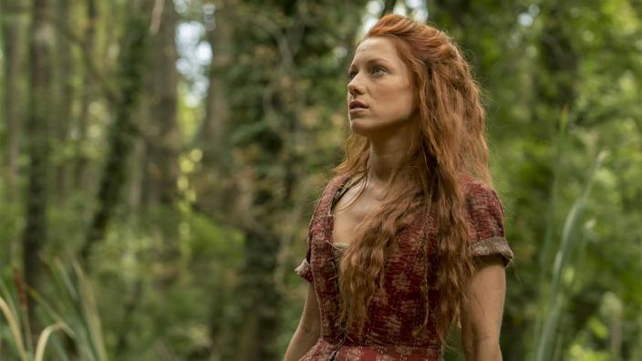 "Niamh Walsh in ""Jamestown"" (Photo: Carnival Films Ltd 2018)"