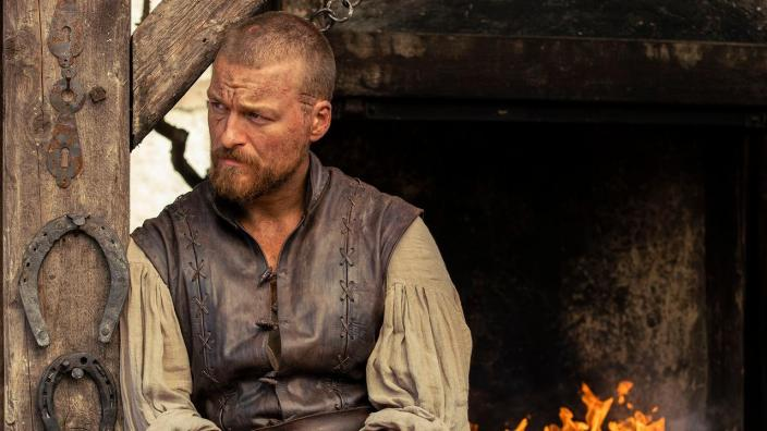 "James in ""Jamestown"" (Photo: Courtesy of Carnival Film & Television Limited 2019)"
