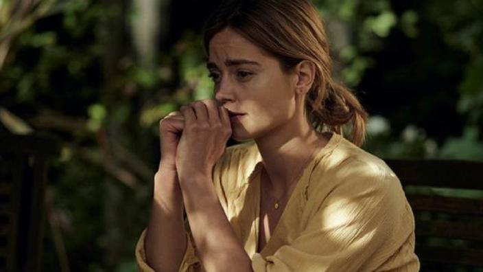 "Jenna Coleman in a first look production still from ""The Cry"" (Photo: BBC)"