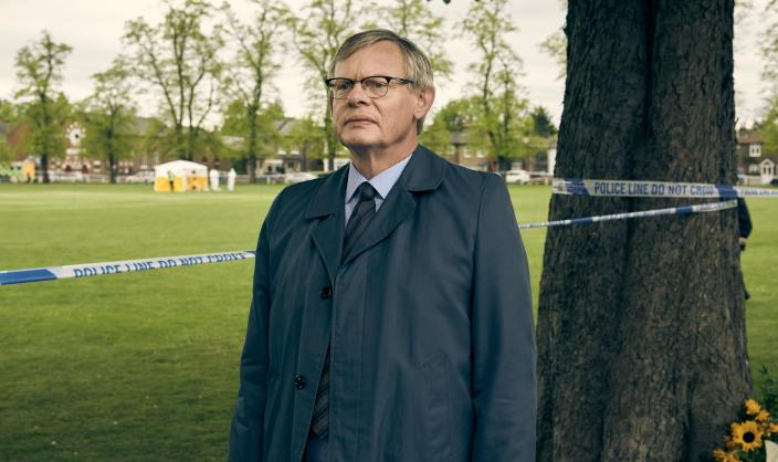 Martin Clunes as DCI Sutton (Photo: Acorn TV)