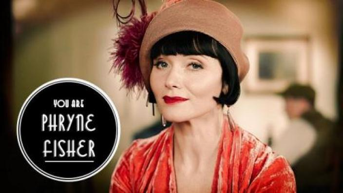 Miss Fisher Personality Quiz Result: You are Phryne Fisher