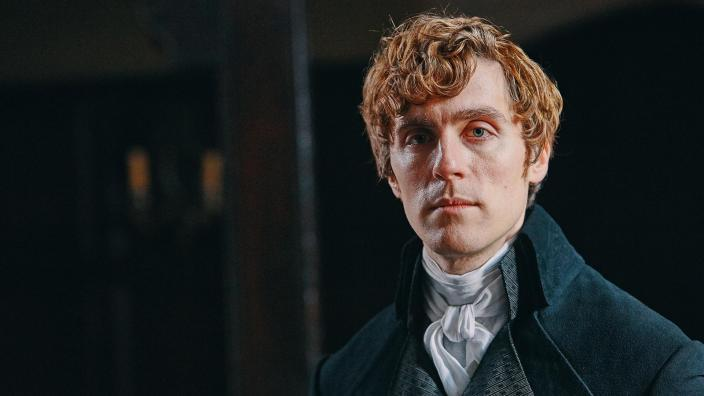 "Jack Farthing in the final season of ""Poldark"" (Photo:  Courtesy of Mammoth Screen for BBC and MASTERPIECE)"