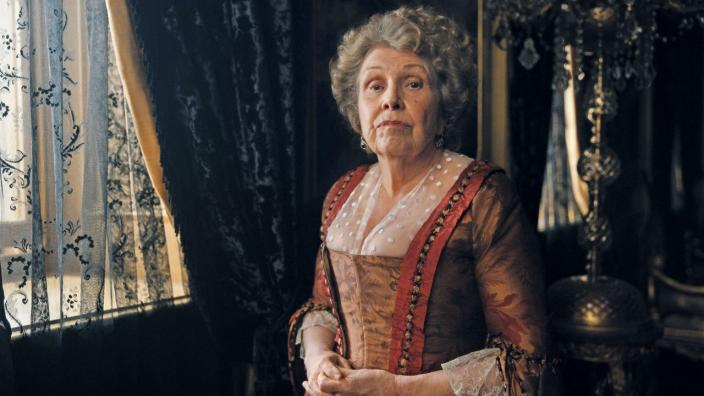 "Anne Reid in ""Sanditon: (Photo:: Courtesy of Photographer: Simon Ridgway/© Red Planet Pictures / ITV 2019)"