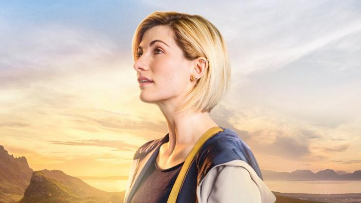 "Jodie Whittaker in ""Doctor Who"" (Photo: BBC America)"