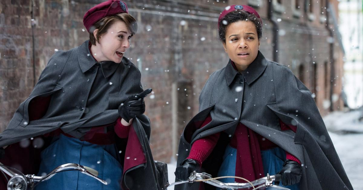 Recap Call Midwife Christmas Special 2020 Call The Midwife Christmas Special 2020 Recap Tires | Qxytys