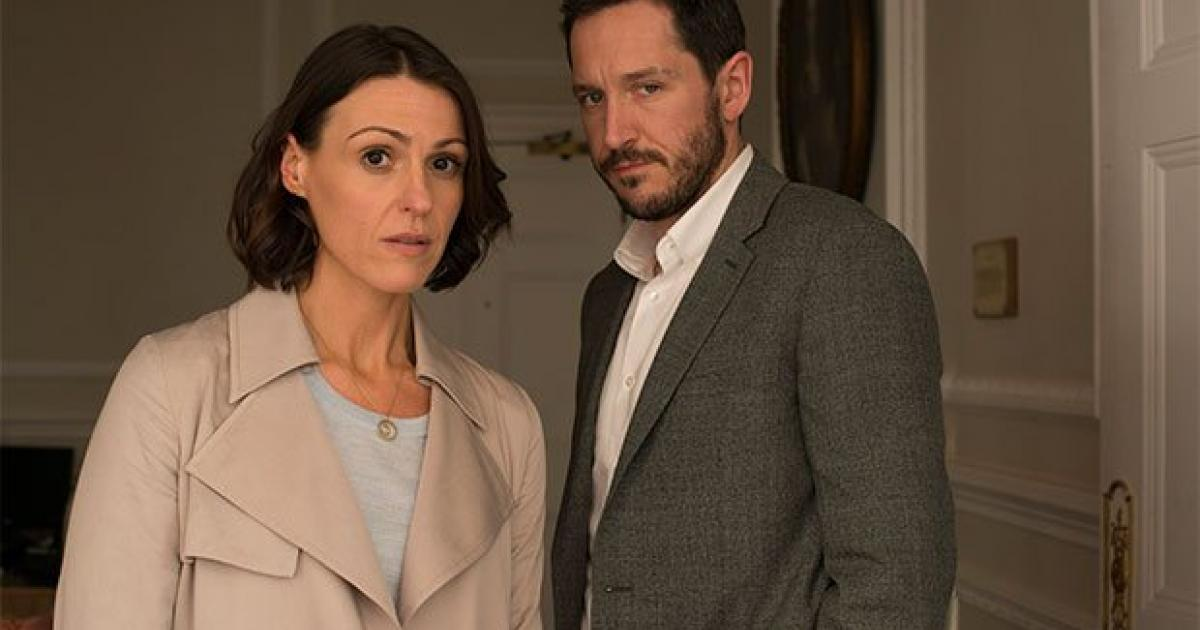 British Actresses You Should Know: Suranne Jones | Telly Visions
