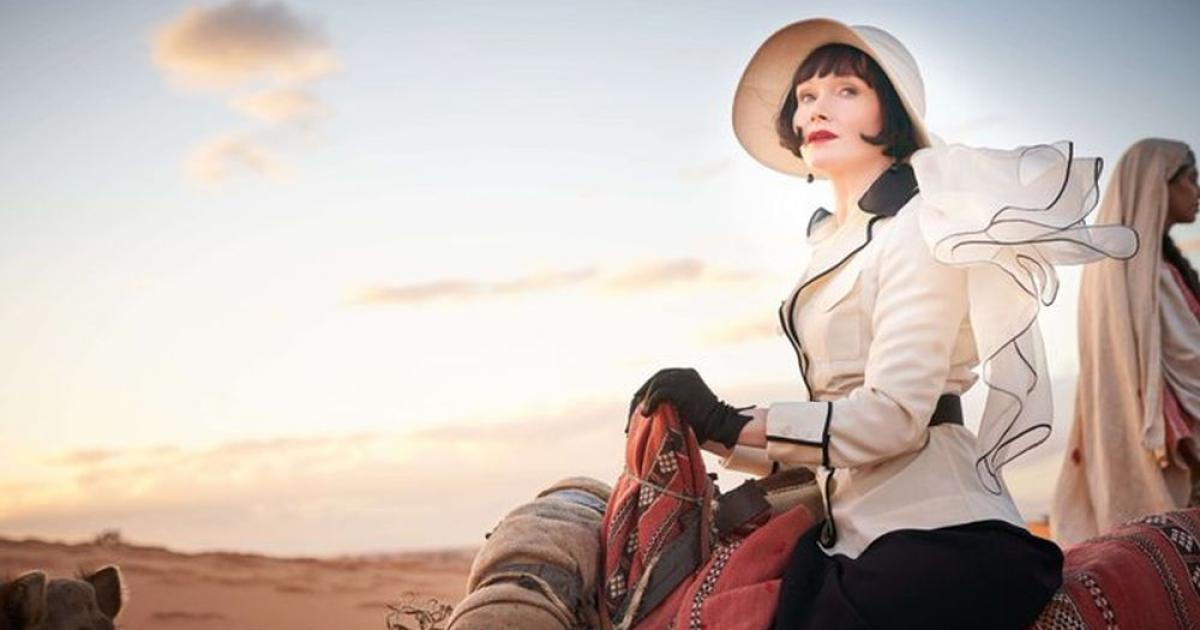 miss fisher film