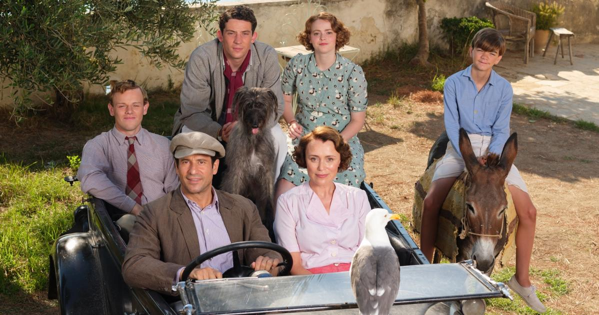 The Durrells in Corfu' to End After Season 4 | Telly Visions