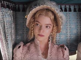 Anya Taylor-Joy as Emma, handsome, clever, rich, clueless. Courtesy Focus Point.
